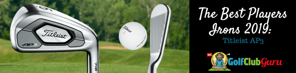 ap3 titleist irons review pros cons