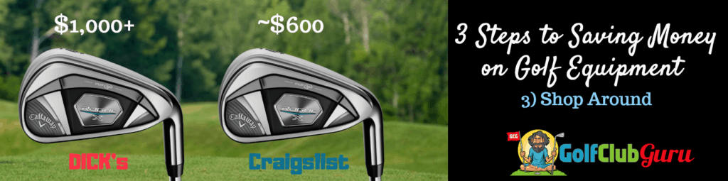 golf discount websites