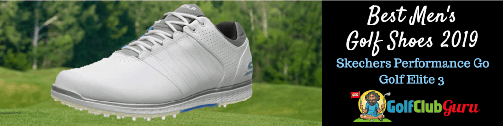 skechers comfortable golf shoes