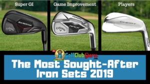 best irons 2019 performing