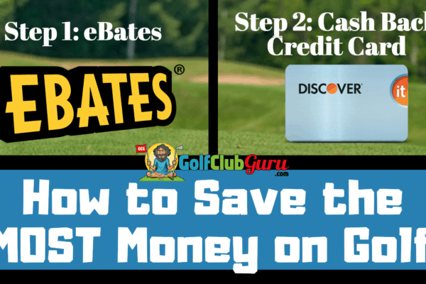 how to save money discount bargain budget golf