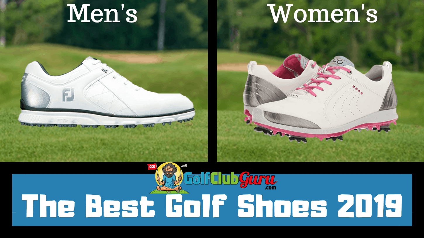 The Top 8 Golf Shoes of 2019 (Men