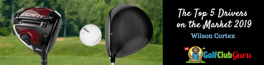 wilson cortex driver review