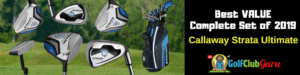 callaway strata 2019 review pros cons complete set