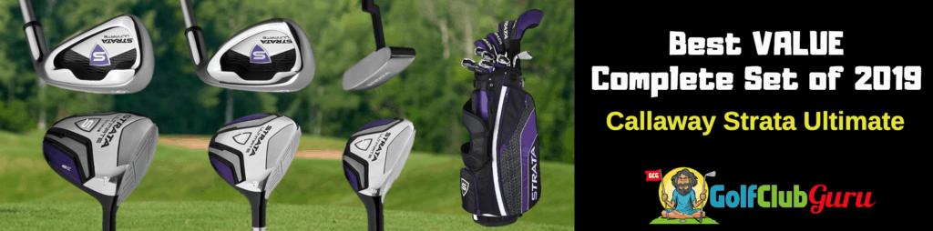 beginner 2019 golf clubs for women