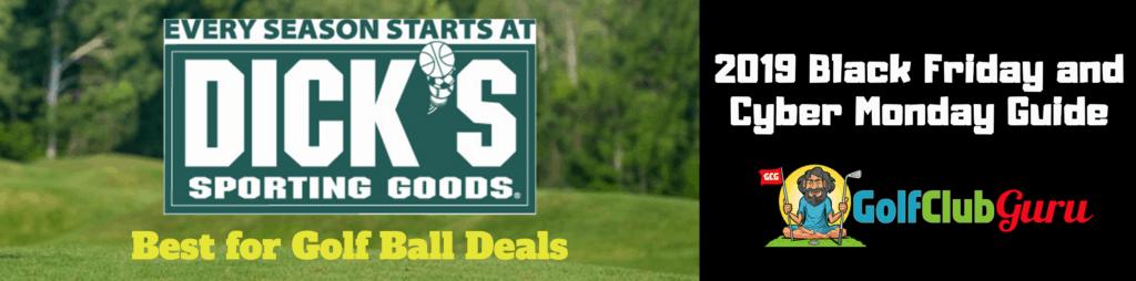 golf ball deals 2019