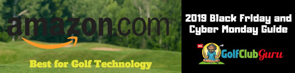 golf technology gps range finder