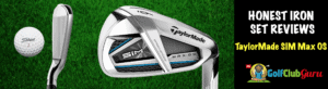 taylormade sim max os iron set review pros cons