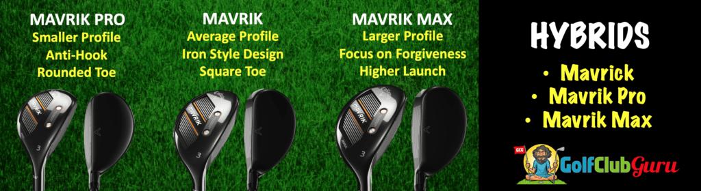 the best callaway mavrik review hybrids pro max