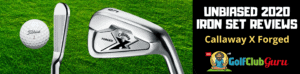 callaway x forged players irons value budget