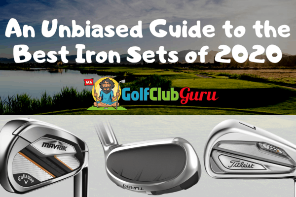 the top golf irons sets of 2020