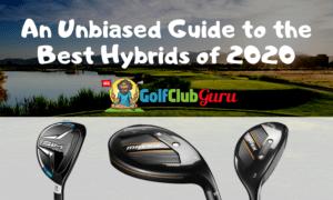 the best golf hybrid 2020