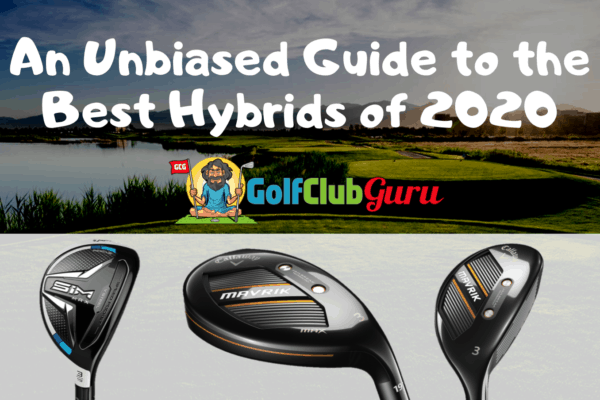 the best golf hybrid 2020