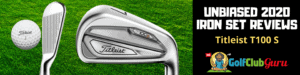 titleist t100 s longest distance players irons 2020 review
