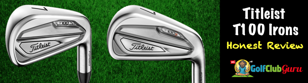 compare titleist t100 vs t100s