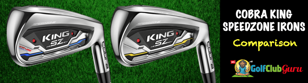 cobra king one length iron review