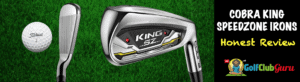 cobra king speedzone iron game improvement 2020