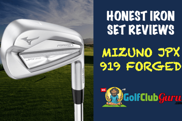 review of mizuno jpx 919 irons forged