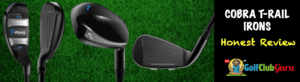 pictures of cobra t rail set golf clubs