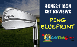 pros cons price pictures of ping blueprint players irons