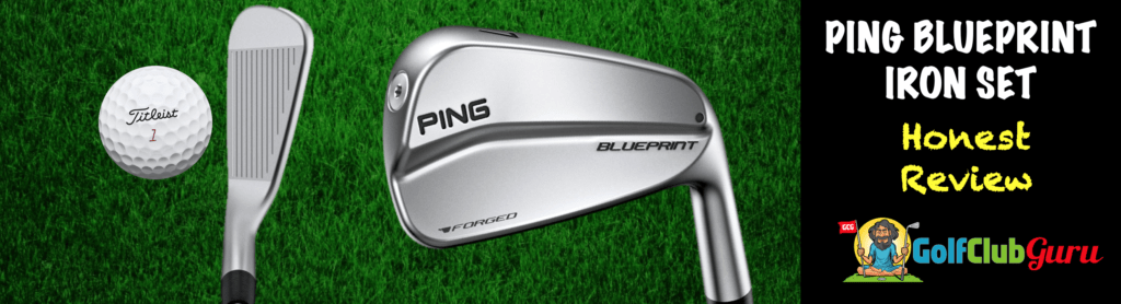 ping blueprint forged iron set