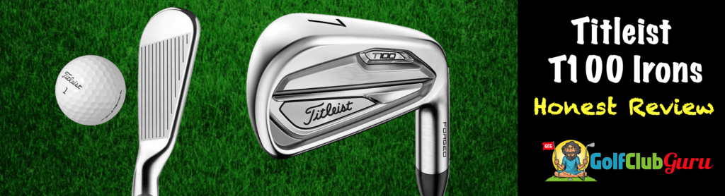 titleist t100 iron set review