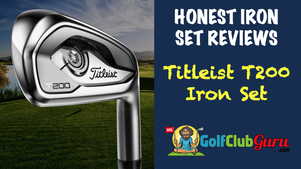 price and pictures of t200 irons