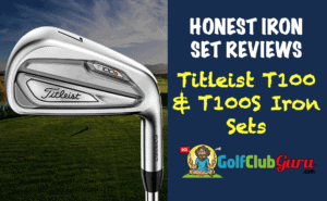 best feel iron set 2020 distance control