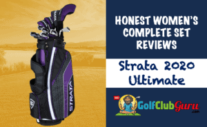best overall ladies womens complete set strata callaway ultimate 2020