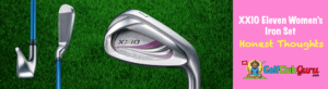 xxio 11 eleven womens golf club review irons set