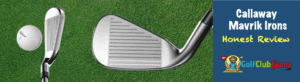 club face of callaway mavrik iron set