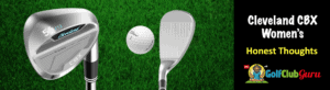 cleveland cbx wedge for women best feel forgiving high spin around greens