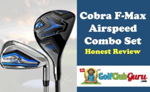 the longest combo set golf clubs