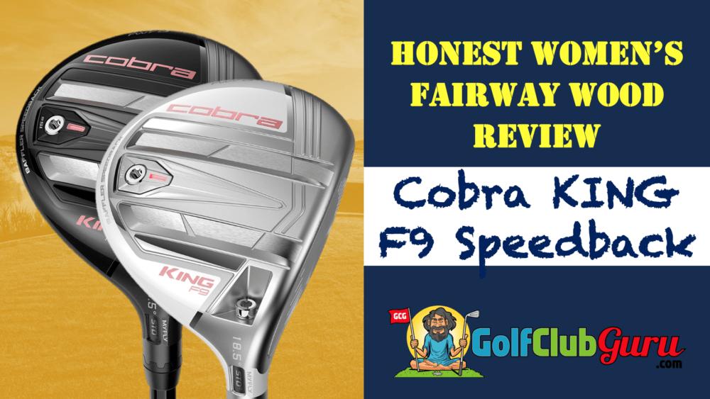 cobra king f9 speedback 3 5 7 wood fairway metal