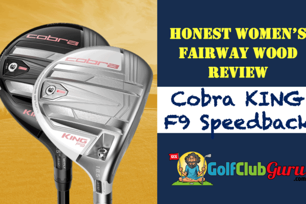 cobra king f9 speedback 3 5 7 wood fairway metal