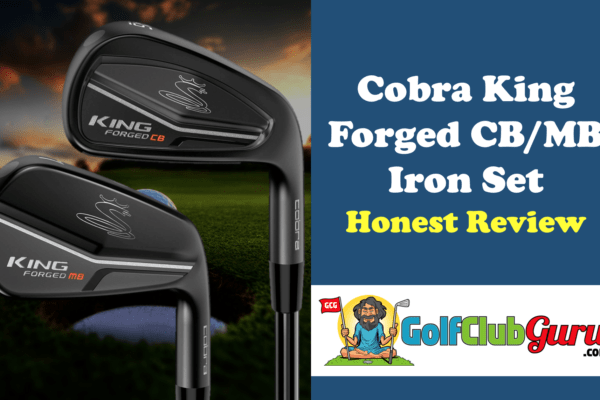 honest review of cobra king forged cb/mb irons combo