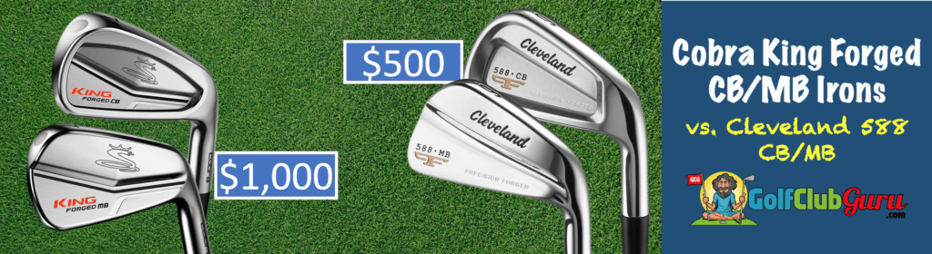the best forged irons under 500 1000 budget value 2020