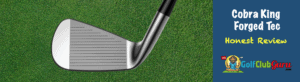 club face golf