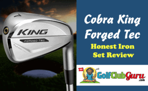 king forged tec cobra irons