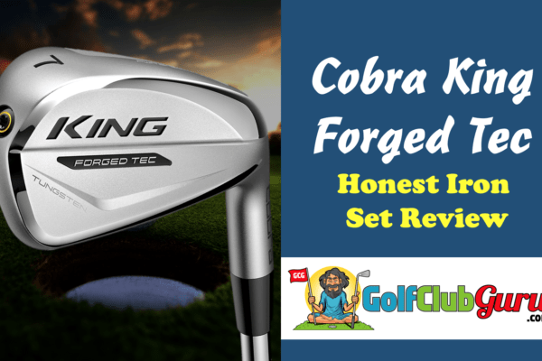 king forged tec cobra irons