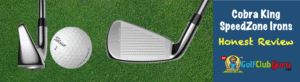 cobra king speedzone iron set distance loft specs
