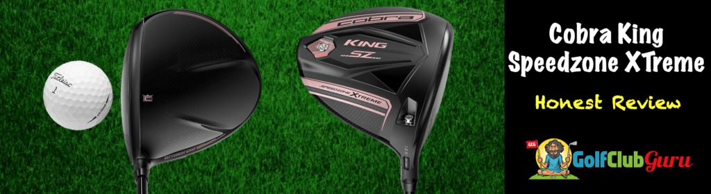 cobra king speedzone driver review