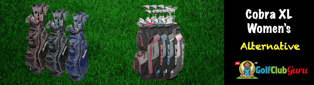 better value alternative complete set golf clubs for ladies