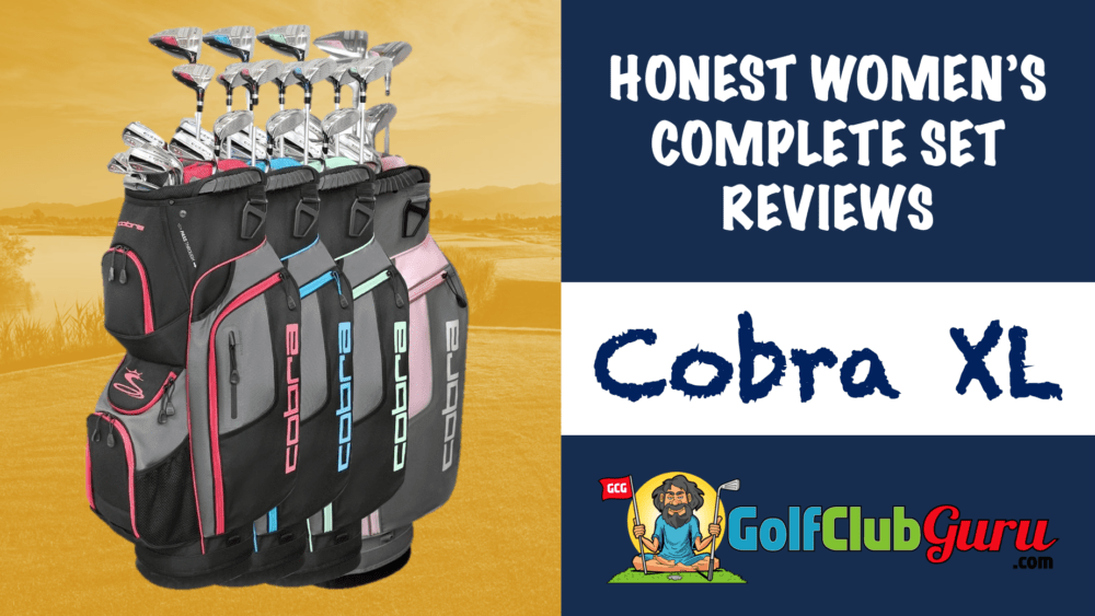 the best complete set of womens golf clubs 2020