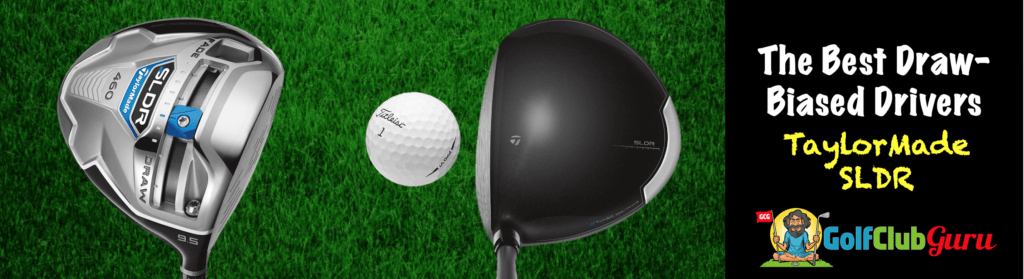 draw biased driver taylormade sldr adjustable weight towards heel