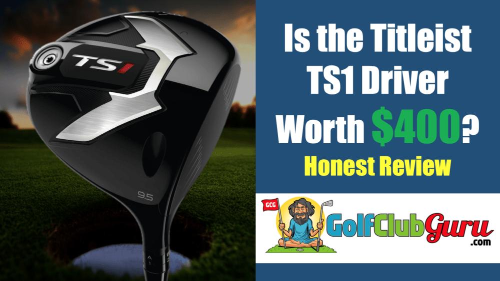 titleist ts1 driver review honest