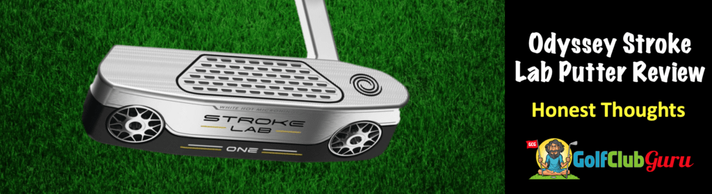 odyssey stroke lab putter feel price pros cons