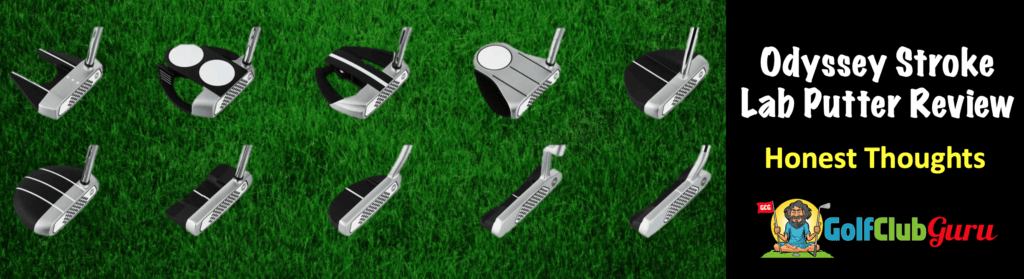 model of odyssey stroke lab putters