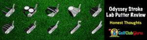 model of odyssey stroke lab putters