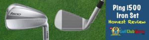 ping i500 golf honest review iron set